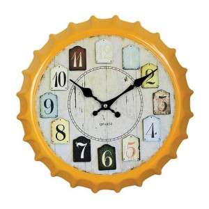 High Quality Metal Home Decorative Wall Clock Wholesale Price
