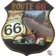 Vintage Bar Decor Road Motorcycle Signs Shield Custom Sign