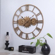 Vintage Creative Decorative Modern Wall Clocks for Sale Handmade for Office